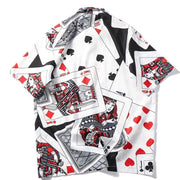 King of Cards Shirt Streetwear Brand Techwear Combat Tactical YUGEN THEORY