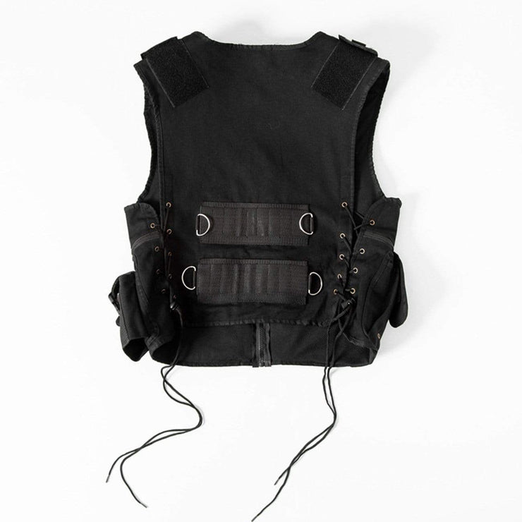 Military Vest Streetwear Brand Techwear Combat Tactical YUGEN THEORY