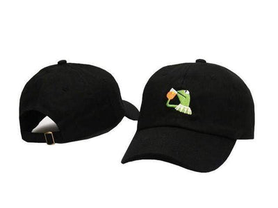 None Of My Business Dad Hat Streetwear Brand Techwear Combat Tactical YUGEN THEORY