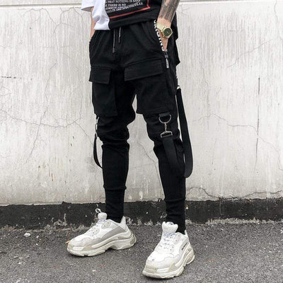 Origins Pants Streetwear Brand Techwear Combat Tactical YUGEN THEORY