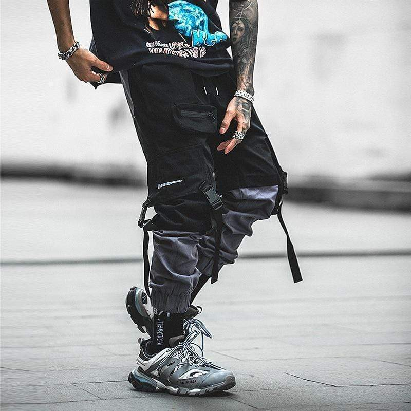 Safari Pants Streetwear Brand Techwear Combat Tactical YUGEN THEORY