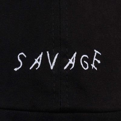 SAVAGE Season 2 Dad Hat Streetwear Brand Techwear Combat Tactical YUGEN THEORY