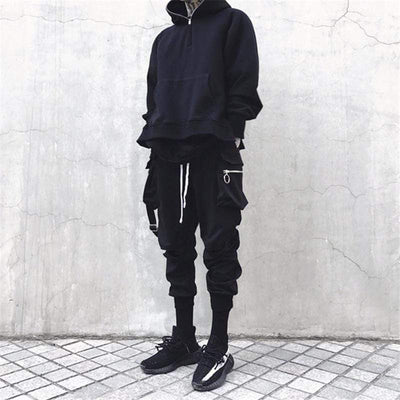 Shade Cargo Pants Streetwear Brand Techwear Combat Tactical YUGEN THEORY