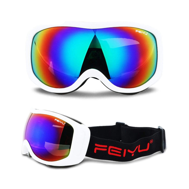 Single Layer Ski Goggles Streetwear Brand Techwear Combat Tactical YUGEN THEORY
