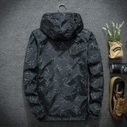 Space Windbreaker Streetwear Brand Techwear Combat Tactical YUGEN THEORY