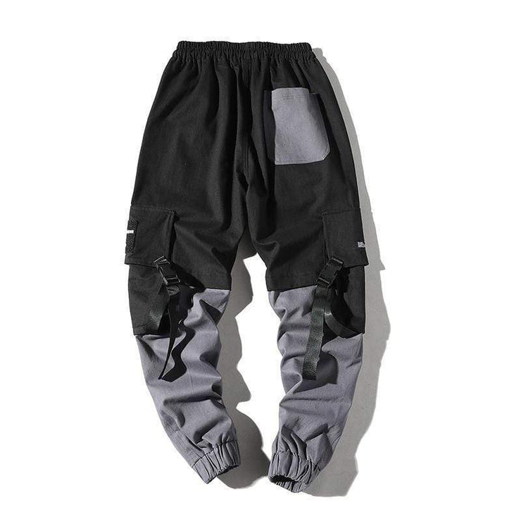 Stealth Cargo Pants Streetwear Brand Techwear Combat Tactical YUGEN THEORY