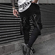 Suspender Strapped Joggers Streetwear Brand Techwear Combat Tactical YUGEN THEORY