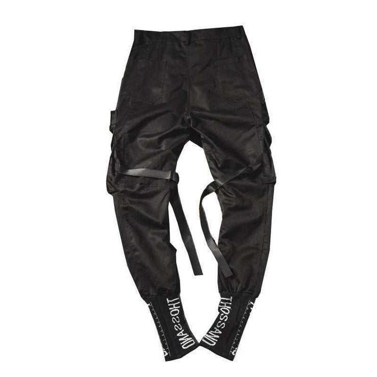 Tactical Joggers Streetwear Brand Techwear Combat Tactical YUGEN THEORY
