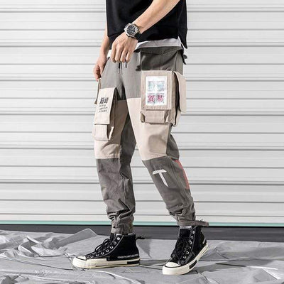 Tyranny Joggers Streetwear Brand Techwear Combat Tactical YUGEN THEORY