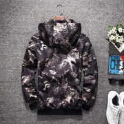 Urban Windbreaker Streetwear Brand Techwear Combat Tactical YUGEN THEORY