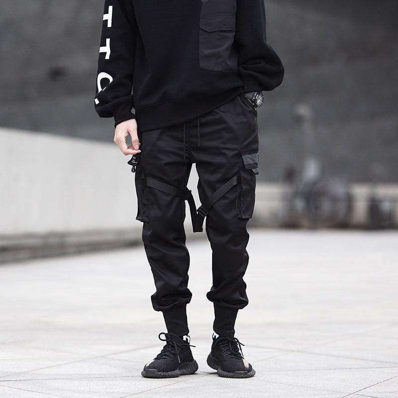 Yugen Theory™ Combat Joggers Streetwear Brand Techwear Combat Tactical YUGEN THEORY