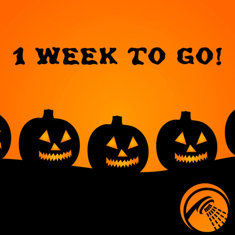 7 Days till things really spooky!