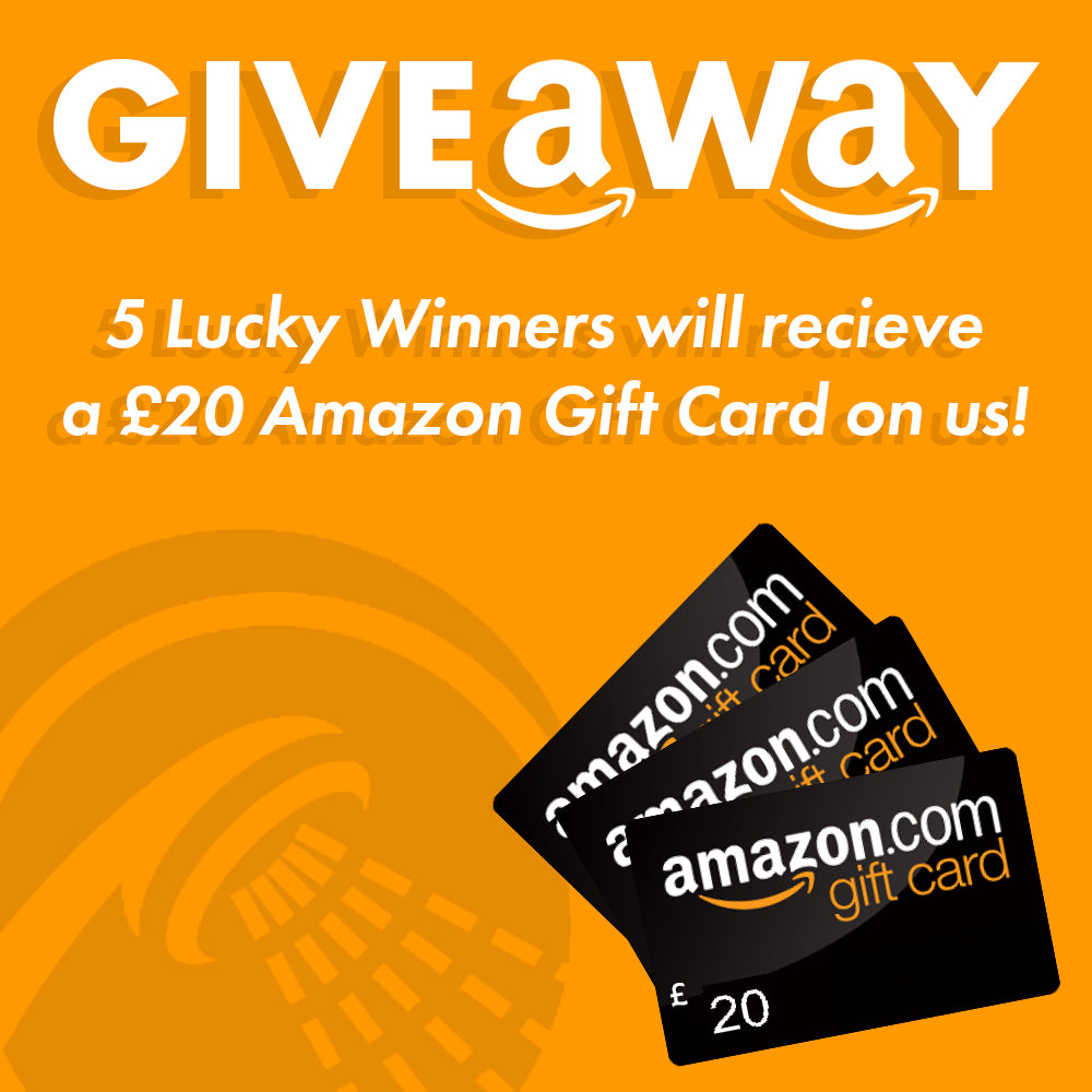 Treat yourself with this Amazon Gift Card Giveaway!