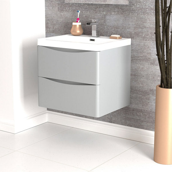 How-to Fit a Vanity Unit