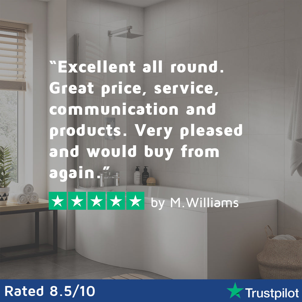 Another happy customer! Leave us a review on our Trustpilot page.