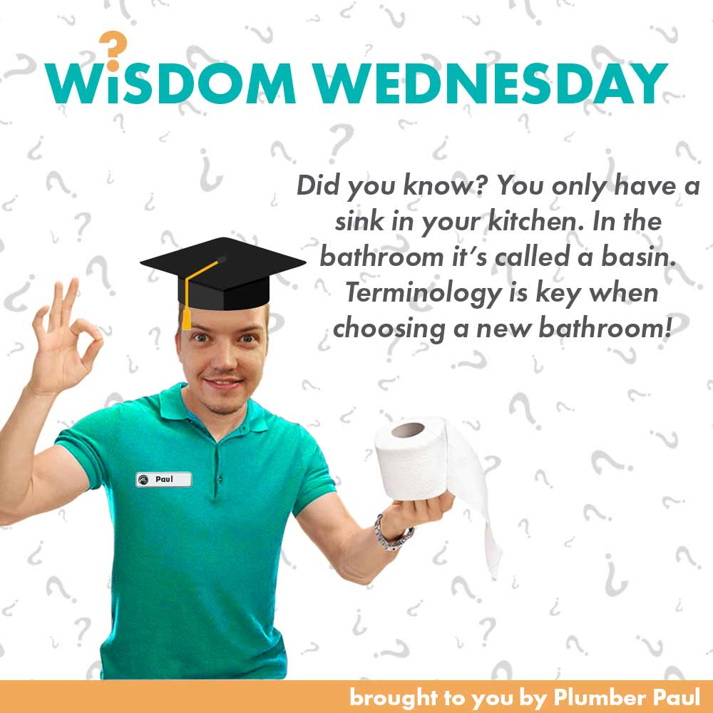 Introducing our brand new feature -  WISDOM WEDNESDAY!