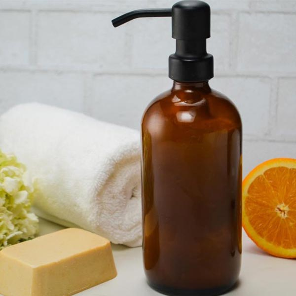 How To Make Your Own Shower Gel