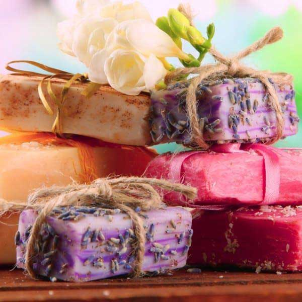 How To Make Your Own Bathroom Soap