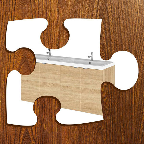 Fit The Final Piece of Your Bathroom!