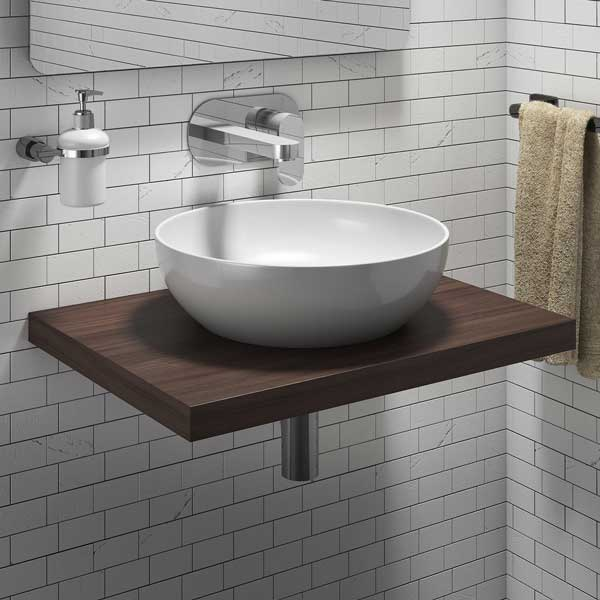 Introducing The Walnut Floating Shelf