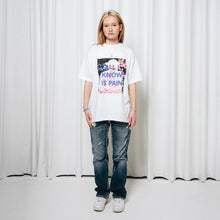 Load image into Gallery viewer, All I Know Is Pain T-Shirt White