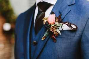 Importance of the grooms wedding suit