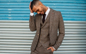 Why You Should Get Married In Tweed | Wedding Suits Direct