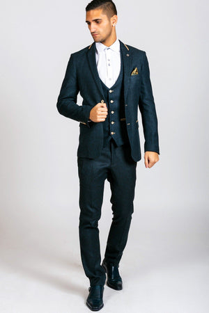 Glen 3PC Suit - Wedding Suit Direct