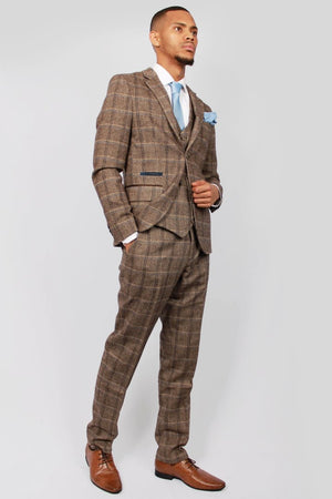 Tony Wedding Suit - Wedding Suit Direct