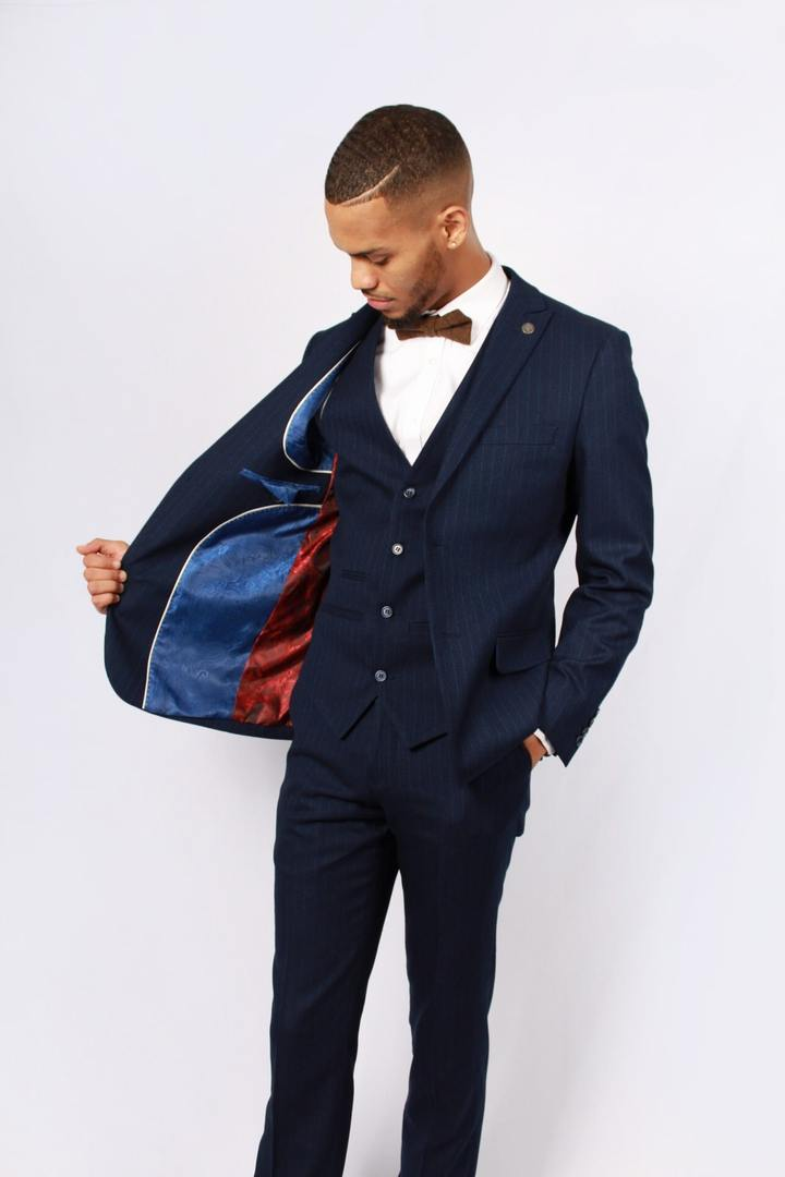 Phillip Wedding Suit - Wedding Suit Direct