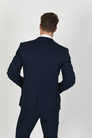 Max Royal Blue Wedding Suit - Wedding Suit Direct