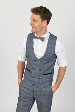 Hilton Wedding Waistcoat - Wedding Suit Direct