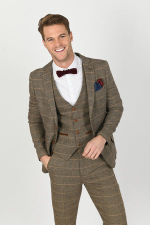 Ted Wedding Jacket - Wedding Suit Direct