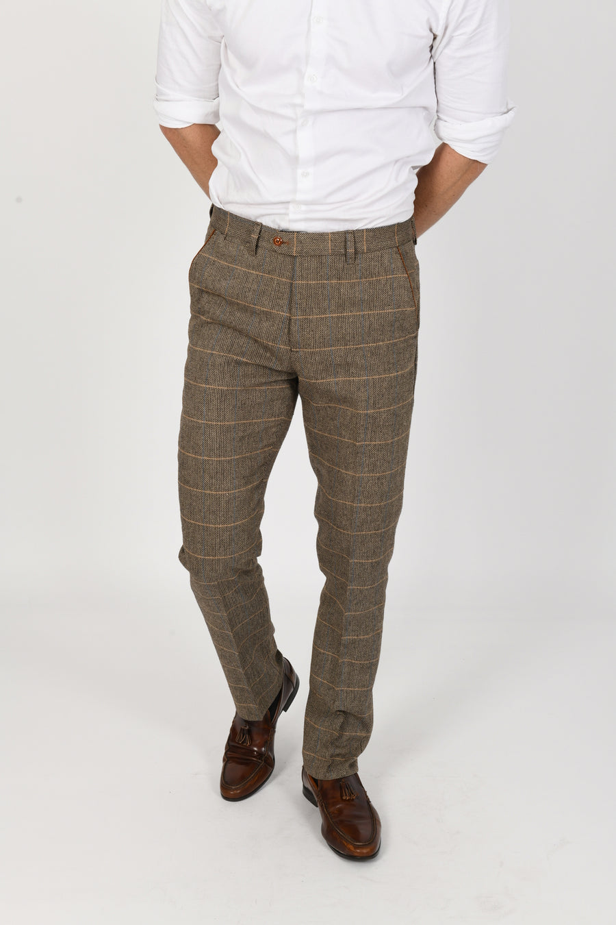 Ted Wedding Trousers - Wedding Suit Direct