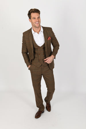 Nelson Wedding Suit - Wedding Suit Direct