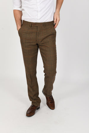 Nelson Wedding Trousers - Wedding Suit Direct
