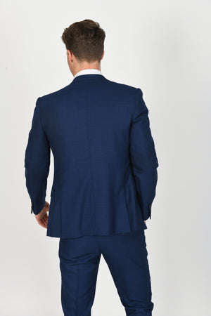 George Navy Wedding Suit - Wedding Suit Direct