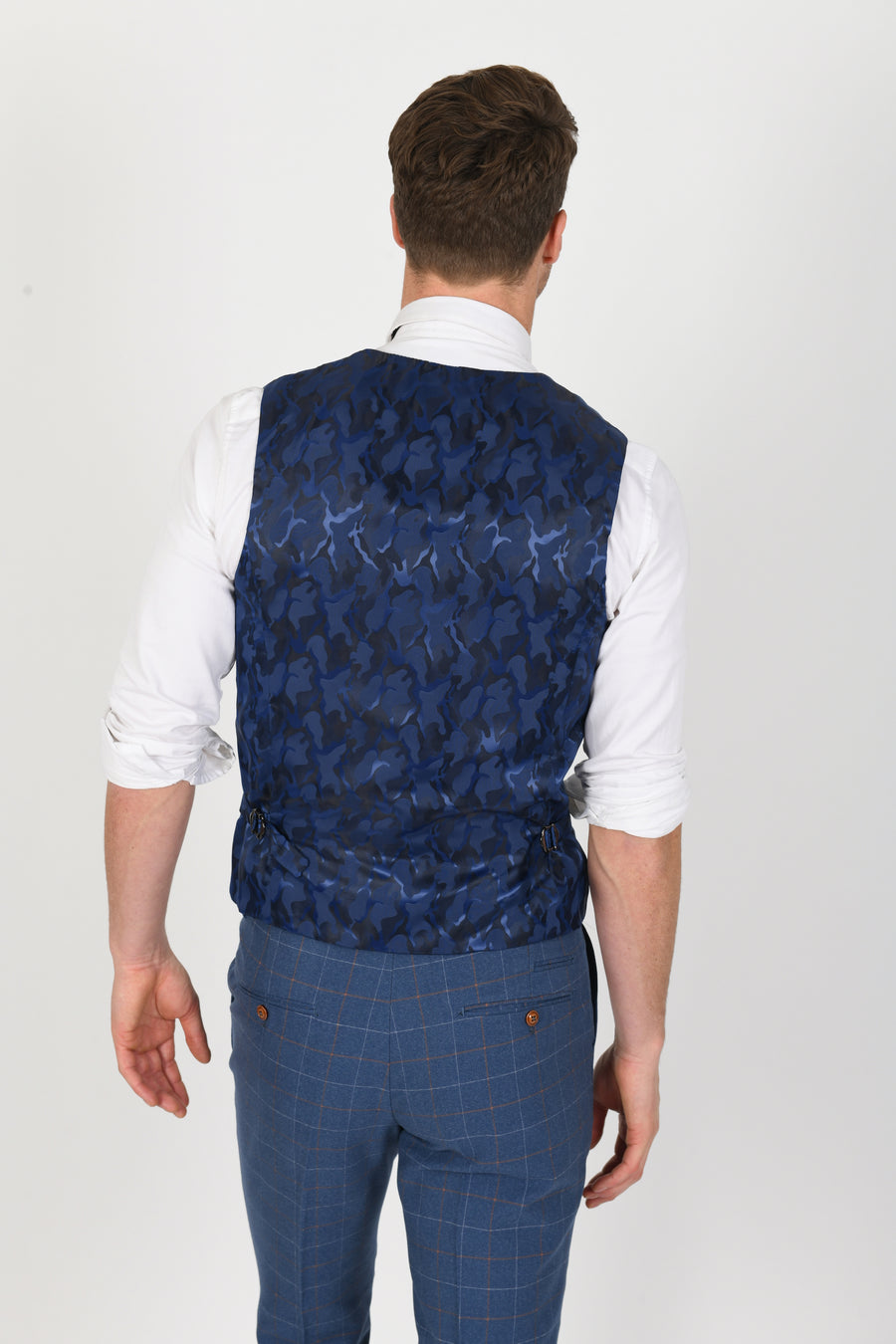 Matthew Wedding Waistcoat - Wedding Suit Direct