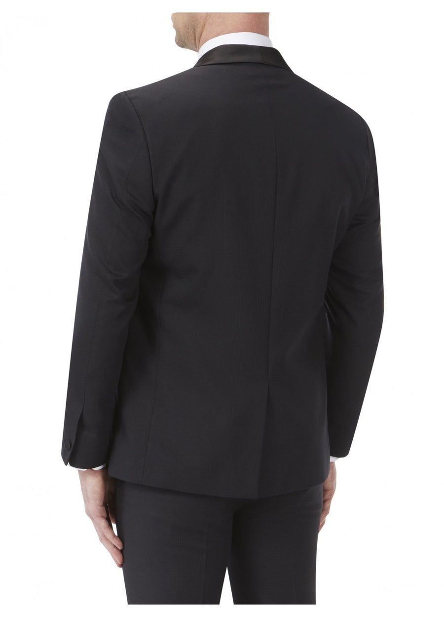 Newman Black Dinner Jacket - Wedding Suit Direct