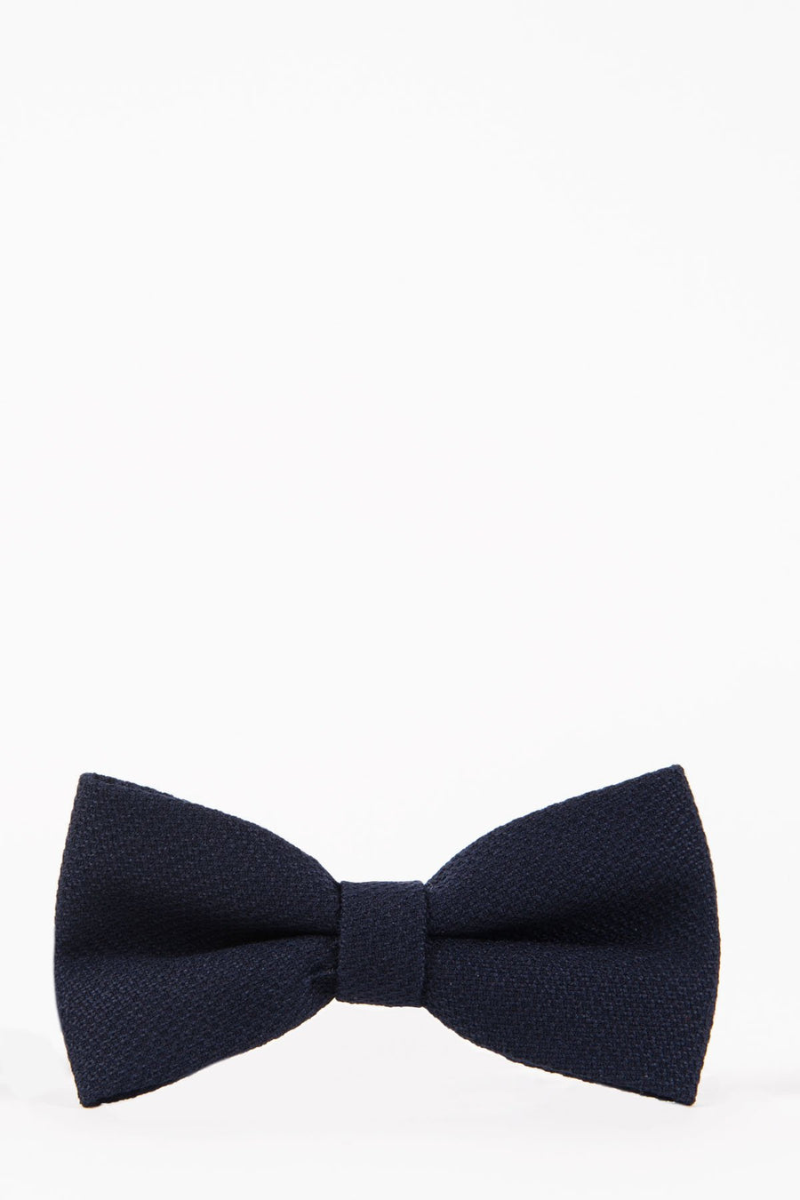 JD4 Navy Bow Tie - Wedding Suit Direct