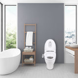Lotus ATS-908 Bidet Seat with Travel Bidet