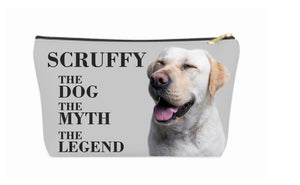 Scruffy Make up Bag