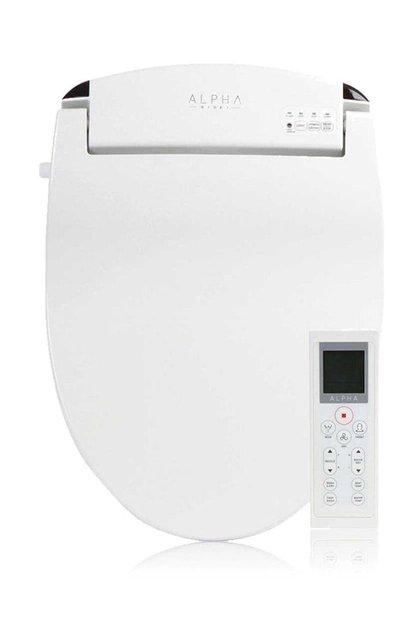 ALPHA JX Bidet Seat w/Remote - Everythingbidets.com