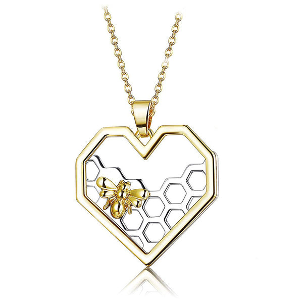 *LIMITED EDITION* Save The Bees Necklace