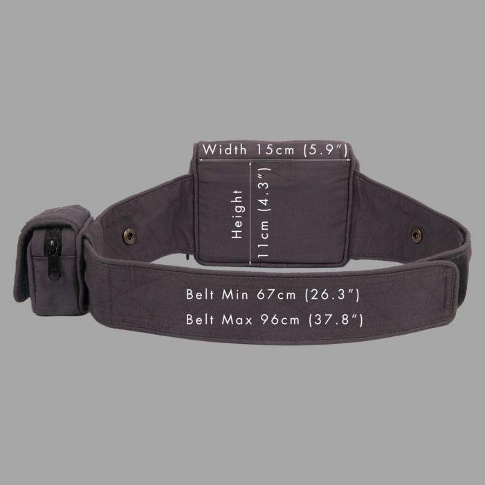 Accessories Belt Bags Sizing