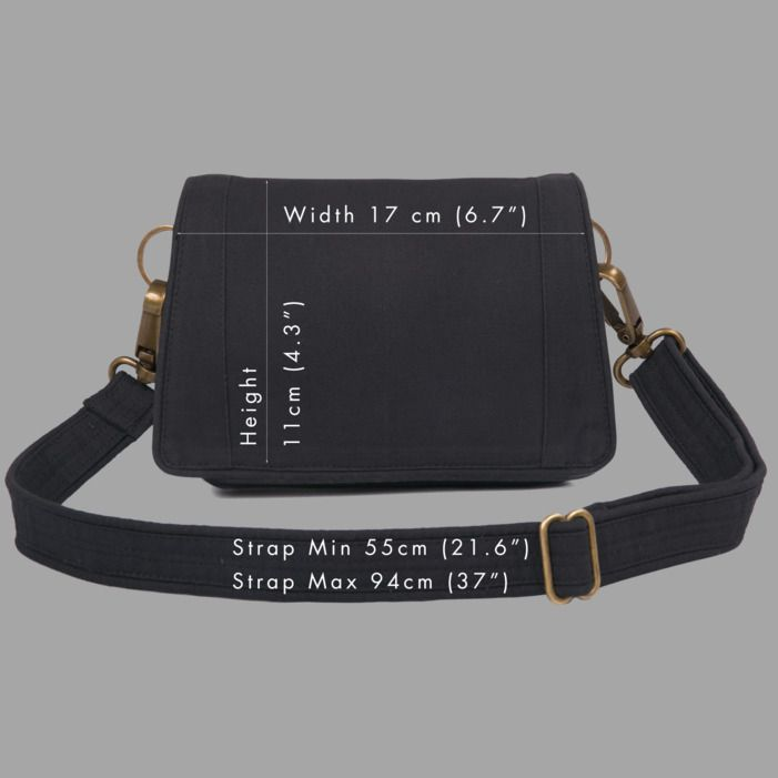 Accessories Strap Bags Sizing