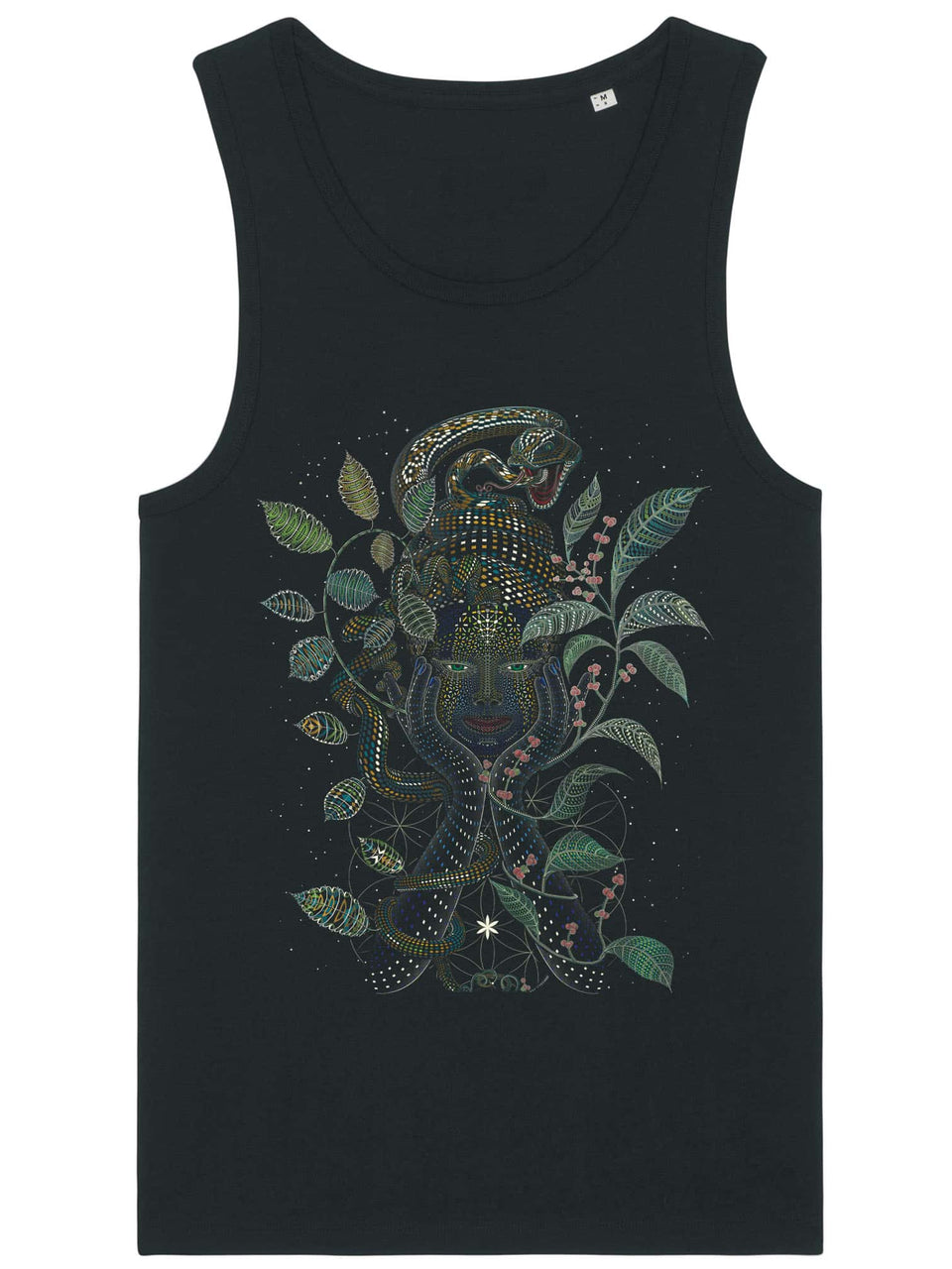 AYA Made To Order Men Tank Top - Black