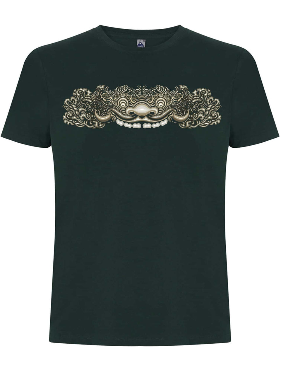 Bhoma Made To Order Men T-Shirt - Bottle Green