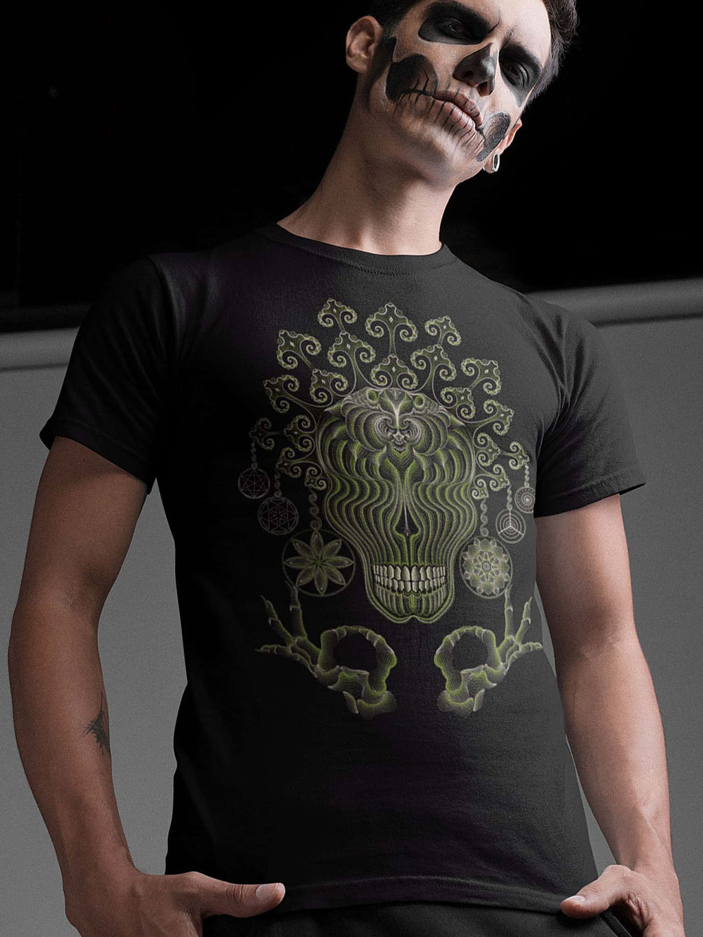 Gulgalta Made To Order Men T-Shirt - Black