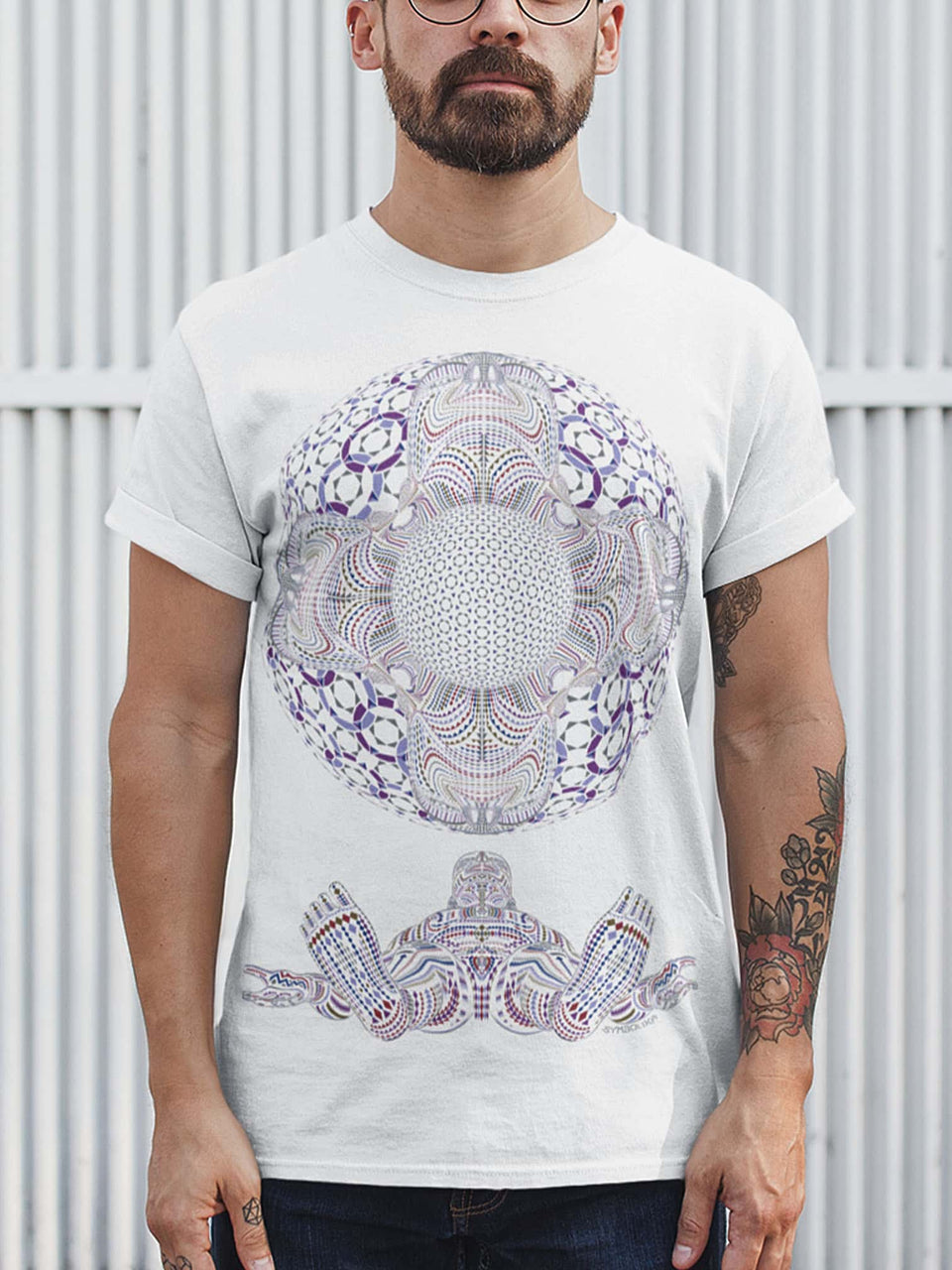 DMT HD Made To Order Men T-Shirt - White